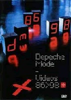 Depeche Mode - The Videos 86-98+ Deluxe Edition